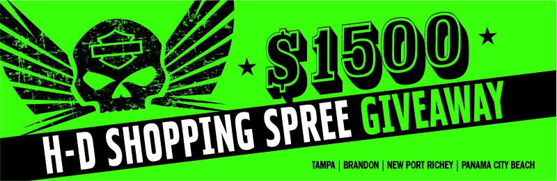 pcb bike giveaway | harley-davidson® of panama city beach florida